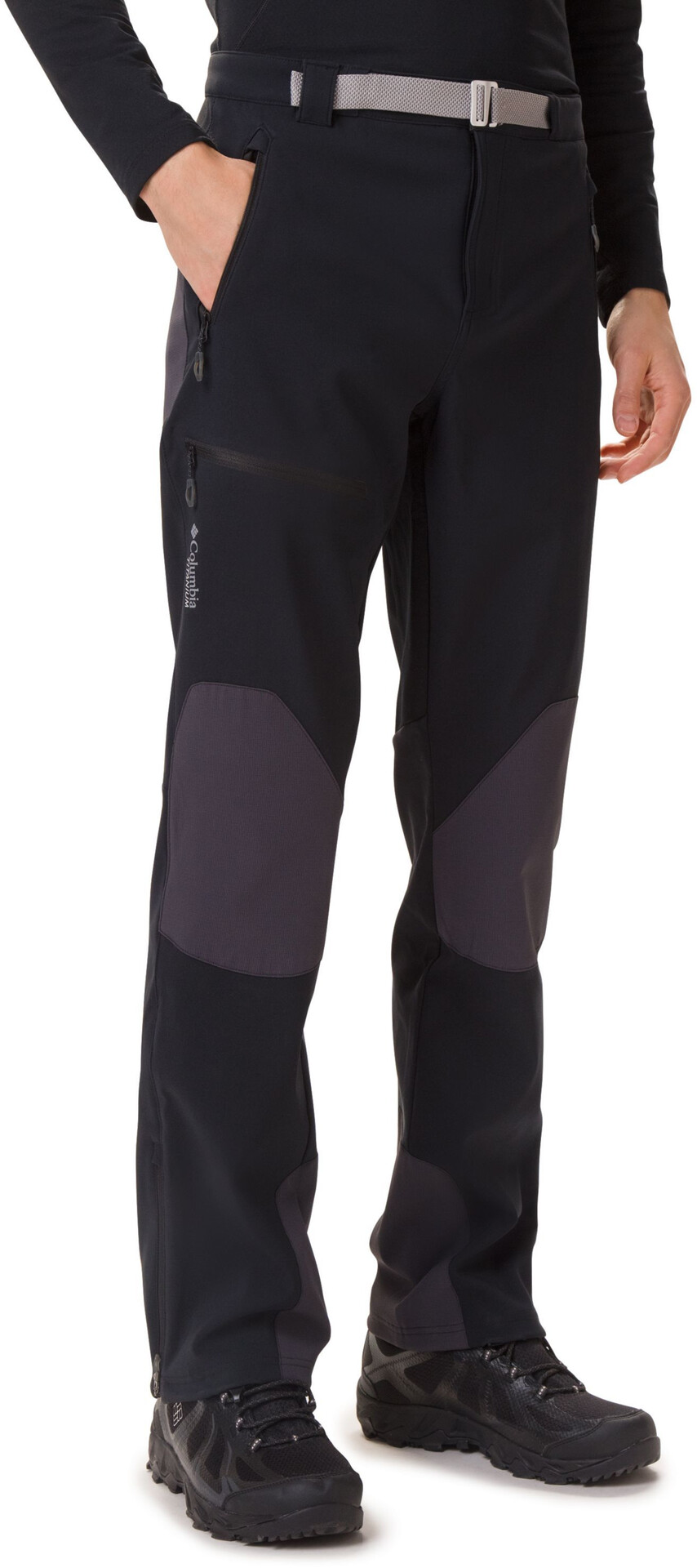 Columbia Titan Ridge 2.0 Pantalons Homme, black